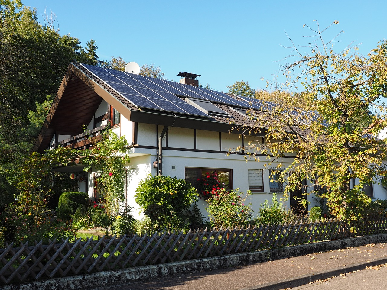 paneles solares a la arquitectura